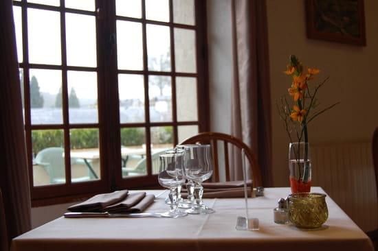 Aux Blés d'Or  - Salle du restaurant -   © Auxblesdor