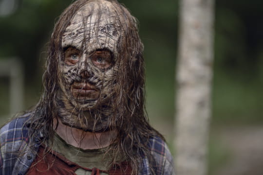The Walking Dead: la saison 10dévoile Gamma avant sa date de diffusion