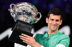 Open d'Australie 2021: nouveau record pour Djokovic, vainqueur d'une finale à sens unique