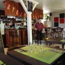 La Bastide des oliviers  - coté brasserie -   © mr lacombe