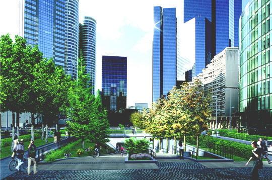 Des espaces publics plus verts