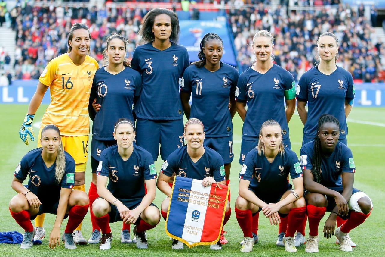 France - Etats-Unis [FEMININ]: heure, compo et diffusion TV du match