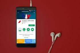 Air France: application, suivi en temps réel, wifi... Les nouveautés