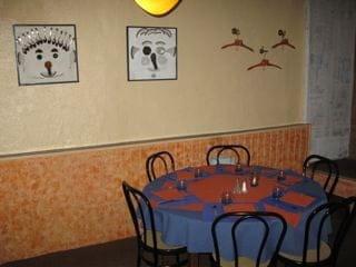 Resto-revyes  - salle du restaurant -   © Gaëtan Renou