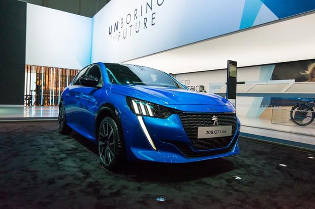 La nouvelle Peugeot 208enfin dévoilée