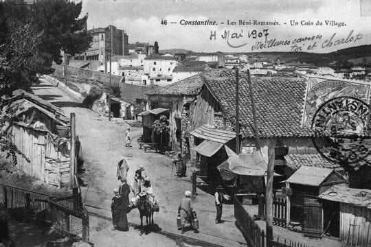 Dans les rues de Constantine