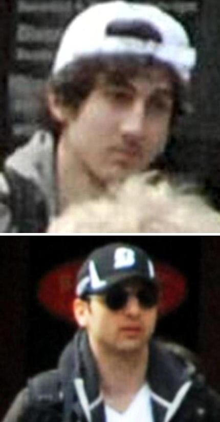 tamerlan et djokhar tcharnaev