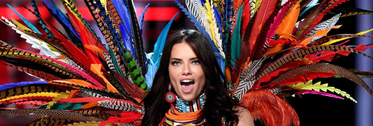 Les plus belles photos du défilé Victoria's Secret