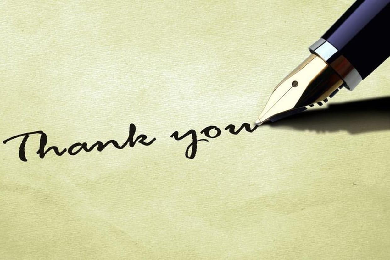 lettre de remerciement suite  u00e0 l u0026 39 acceptation d u0026 39 une demande