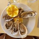 Entrée : Authentic  - 6 huîtres -   © ok