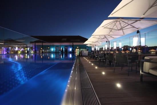 Restaurant Sea Sens  - Terrasse Lounge -