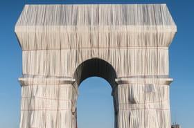 Arc de Triomphe emballé: comment visiter l'œuvre de Christo?