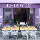 Restaurant l'Hibiscus  - facade du restaurant -   © chef