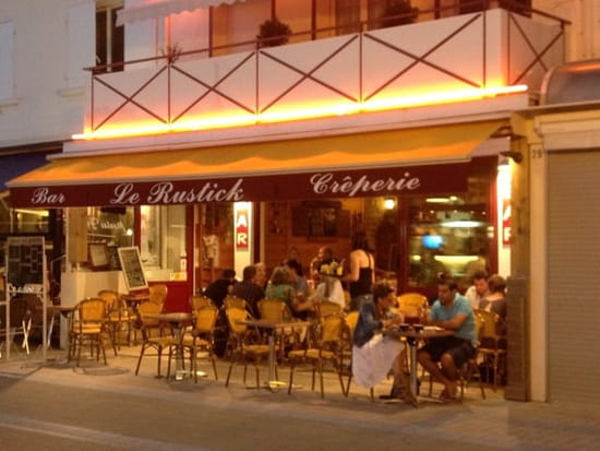 Restaurant : Le Rustick