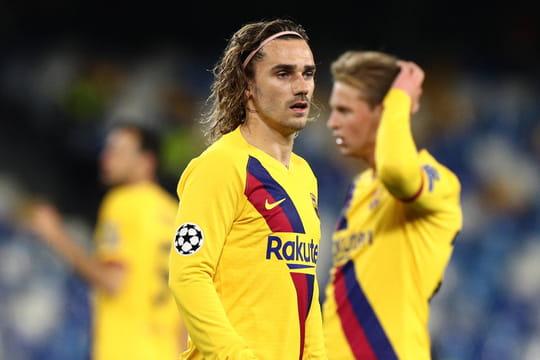 Ligue des champions. Naples - Barcelone: Griezmann offre le nul au Barça, le résumé du match