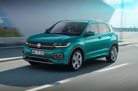Les images officielles du nouveau Volkswagen T-Cross