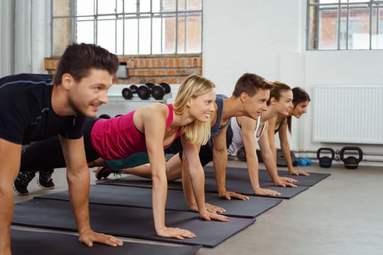 Fitness : les exercices de base
