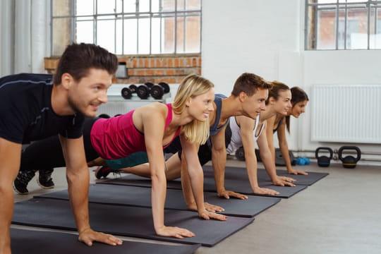 Fitness: les exercices de base