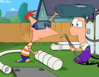 Phineas et Ferb : Prisonniers volontaires. - Fromageland