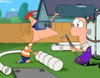 Phineas et Ferb : Prisonniers volontaires. - Fromageland