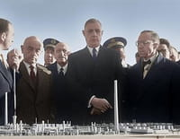 De Gaulle, bâtisseur