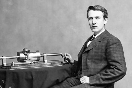 Thomas Edison: biographie de l'inventeur de l'ampoule à incandescence