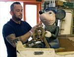 Sauveurs de trésors : Dans l'atelier