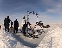 Pêcheurs d'or : Sous la glace : Le dégel