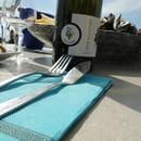 Le Narval  - Art de Table au Narval -   © Le Narval