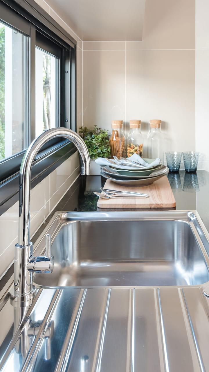 Organiser Meuble Sous Evier tout savoir avant de choisir un évier pour la cuisine