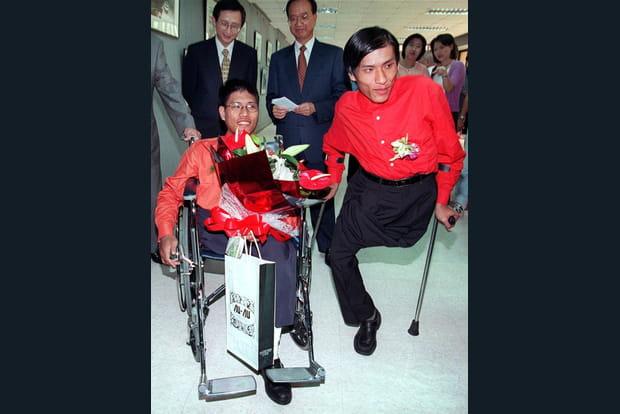 Chang Chun-yi et Chang Chun-jen