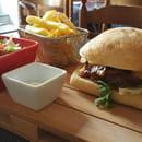 Plat : Le Somail  - Burger Maison Le Campagnard  -