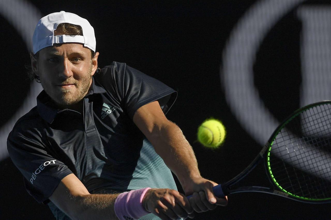 Open d'Australie2019: Lucas Pouille en demi-finale, les résultats