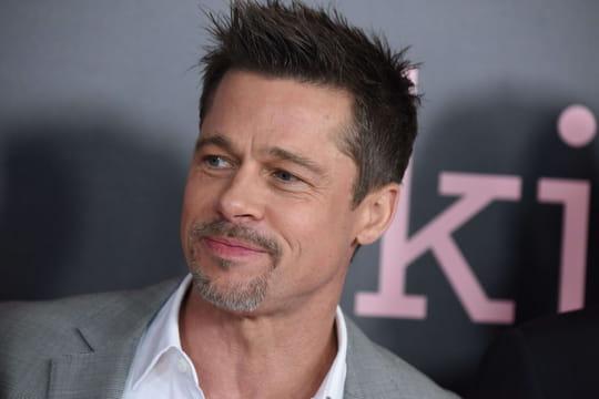 Brad Pitt prêt à tout pour garder ses enfants proches de lui