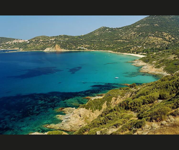 La beauté de la Corse du Sud