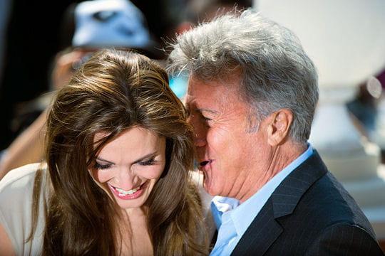 Dustin Hoffman, l'homme quimurmurait àl'oreille d'AngelinaJolie