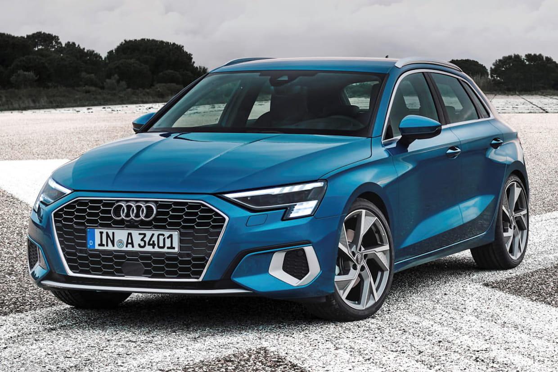 Nouvelle Audi A3 Sportback : elle passe à l'hybride ! Les ...