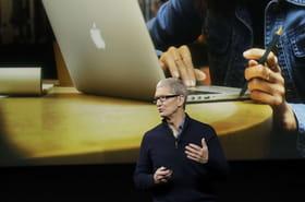 Keynote Apple: la Touch Bar du nouveau MacBook Pro, et le reste