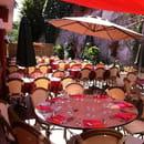 La Table de Chessy  - terrasse -   © m.messean
