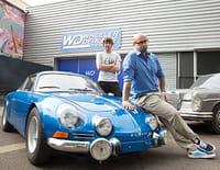 Wheeler Dealers France : Alpine A110