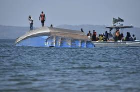 Lac Victoria: naufrage d'un ferry en Tanzanie, quel bilan? [IMAGES]