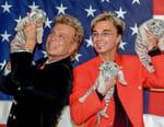 Siegfried et Roy : les magiciens de Las Vegas