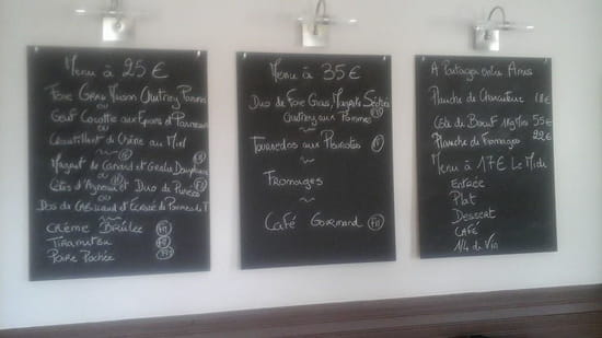 Le Saillans  - Les Menus  -   © Le Saillans