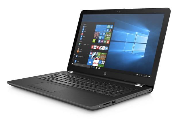 HP 15-bs086nf: Un petit prix pour la bureautique