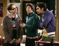 The Big Bang Theory : La soeur jumelle
