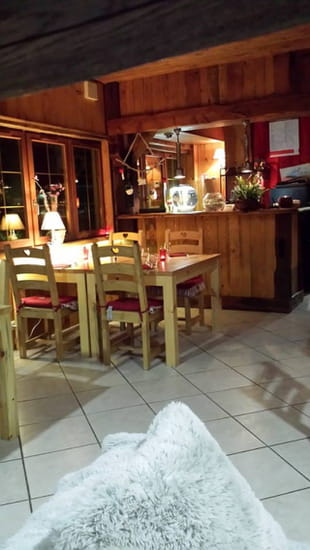 Le Vieux Terroir  - Salle restaurant -   © Intérieur