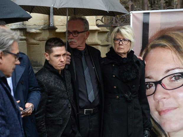 Les obsèques d'Alexia Daval en images