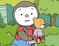 T'choupi et ses amis : Le vide-grenier de jouets