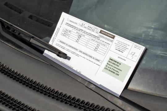Amende de stationnement (FPS): quels règles et prix dans votre ville?