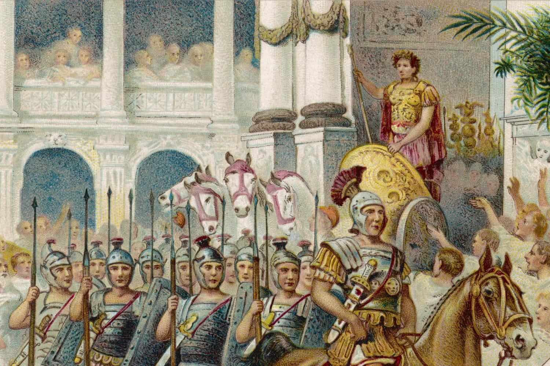 Empereurs romains: liste des empereurs de l'Empire romain